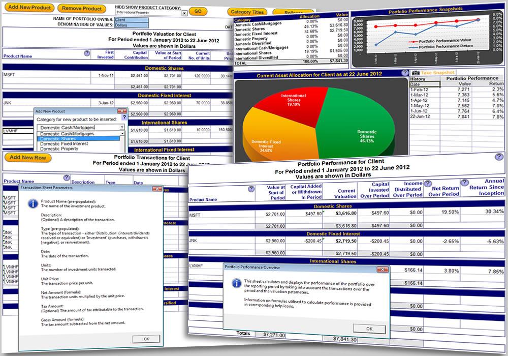 Portfolio Performance Tracking