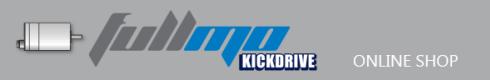 fullmo Kickdrive Online Shop
