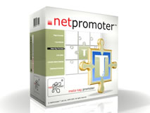 Meta Tag Promoter - professional tool that allows easy creation of over 30 different meta tags that can help your web pages to be properly indexed by search engines.