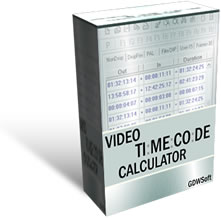 Video Timecode Calculator