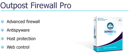 Outpost Firewall Pro - Family license
