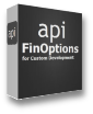 FinOptions API with 1 year Maintenance and Support