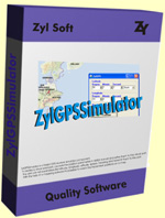 Click to view ZylGPSSimulator (Delphi/C++Builder) - Single Developer License screenshots