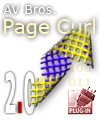 AV Bros. Page Curl 2.0 for Windows