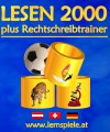 LESEN 2000 plus Rechtschreibtrainer - Privatlizenz (Download) Screen shot