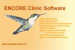 ENCORE Clinic Software System - Professional Edition