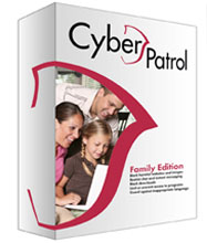 CyberPatrol 7.6 - Internet Safety Software - 1 Year