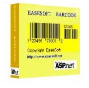 EaseSoft PDF417 Barcode ASP.NET Web Server Control (5 Developer License) Screen shot
