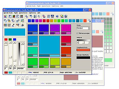 Click to view Grammiweb MyColor Studio screenshots