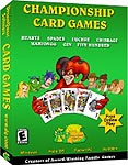 Championship Hearts Pro Card Game for Pocket PC Screen shot