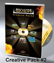 Click to view Heroglyph Creative Pack Vol. 2 screenshots