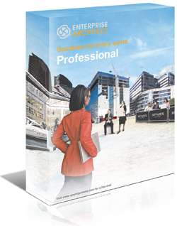 Click to view Enterprise Architect Professional Edition EAPRO screenshots