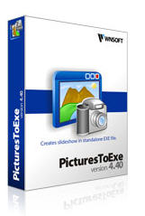 Click to view PicturesToExe (Educational License) screenshots