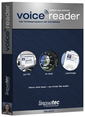 linguatec Voice Reader German