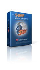 SWF Video Converter [Limited Site License]