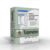 Espresso Screen shot