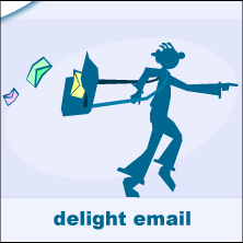 delight email