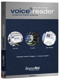 Click to view linguatec Voice Reader Italian screenshots