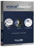 Click to view linguatec Voice Reader Portuguese screenshots