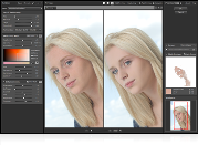 Portraiture Plugin for Photoshop Screen shot