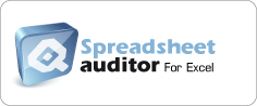 Spreadsheet Auditor for Excel (A)