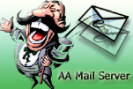 AA Mail Server - Standard Edition