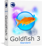 Goldfish 3 Standard Screen shot