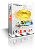 Click to view PixBurner screenshots