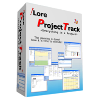 ProjectTrack 2010 Collaborative for File Servers with 1 Year Maintenance