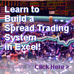 Build an Automated Spread Trading System in Excel
