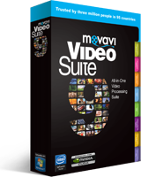 Movavi Video Suite Personal Screen shot