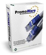 PromoWare Enterprise Screen shot