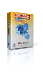 Flash Decompiler Trillix for Mac [Business License for 10 developers]