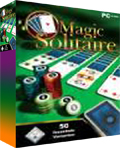 Magic Solitaire Screen shot