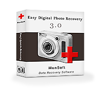 Easy Digital Photo Recovery Personal License