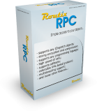 Routix.RPC with Delphi source code