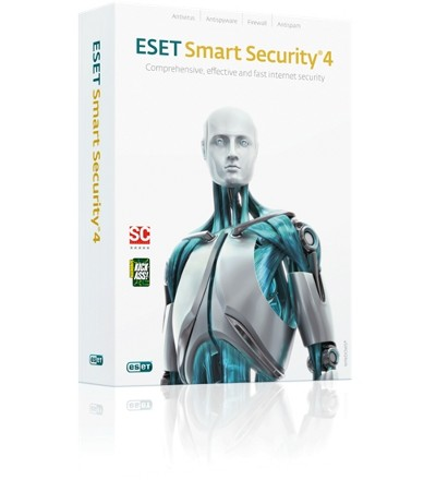 ESET Smart Security License Home Edition, 2 Year Screen shot
