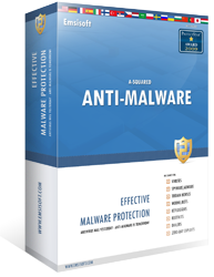 Emsisoft Anti-Malware 3-Pack [1 Year] Screen shot