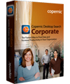 Copernic Desktop Search 3.7 - Corporate (Francais)