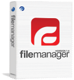 iDC File Manager - Developer Version Upgrade Screen shot