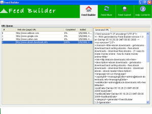 Click to view Feed Builder screenshots
