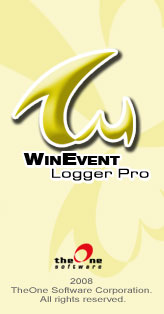 Click to view TheOne WinEvent Logger Pro screenshots