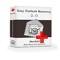 Click to view Easy Outlook Recovery Personal License screenshots