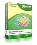 Click to view EMCO Remote Installer Professional screenshots