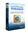 Click to view Copernic Desktop Search - Professional (English) screenshots