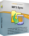 LOADSTREET MP3 Sync Screen shot