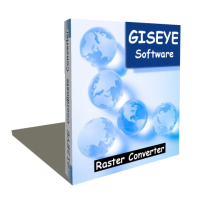 Click to view GISEYE Raster Converter screenshots