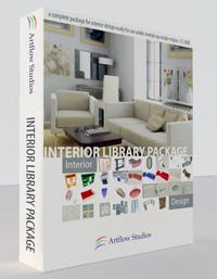 Click to view Interior Design 3D Kit screenshots