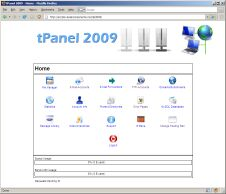 Click to view tPanel 2009 screenshots