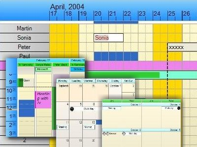 Calendaring Bundle (VS 2003/2005/2008)